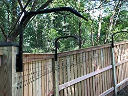 Kitty Corral Cat Fence Conversion System